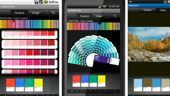 Colour apps
